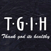 TGIH - Thank God IT's Healthy